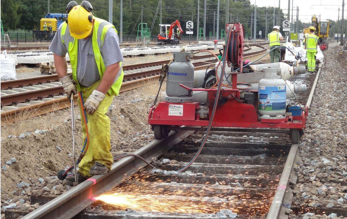 Geen treinen door werkzaamheden ProRail