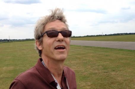 Biekletse met Nico de Kruif (video)