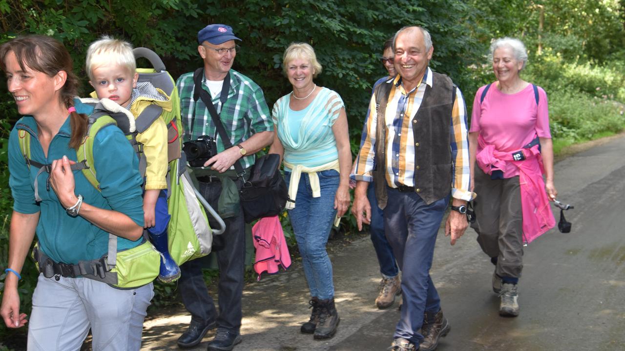 """Heuvelland vierdaagse: """"Rond de 7000 wandelaars"""""""