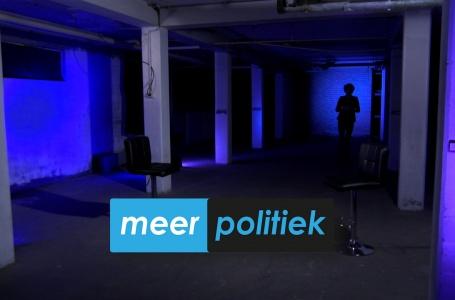 Nieuw tv-programma van start 'Meer Politiek'