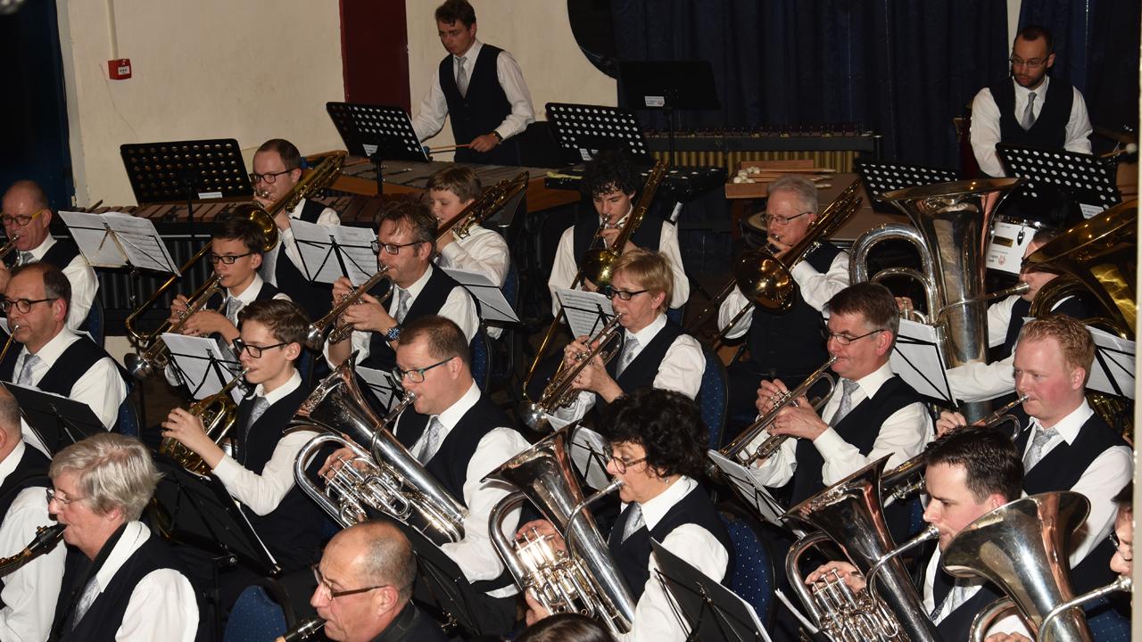Harmonie Sint Agnes trapt 100 jarig jubileum af