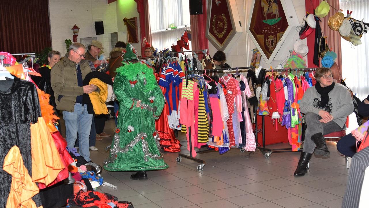 Carnavalsbeurs Kollekamp volgend jaar weer