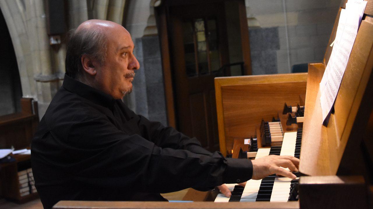 Orgelconcert Basiliek 2018