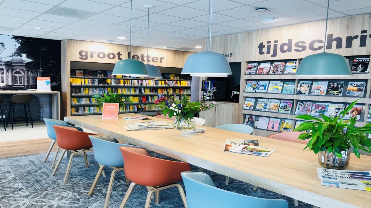 Bibliotheek Meerssen helpt met coronabewijs