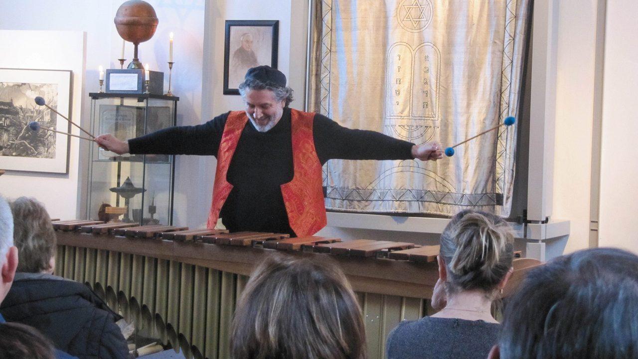 musicus Alex Jacobowitz