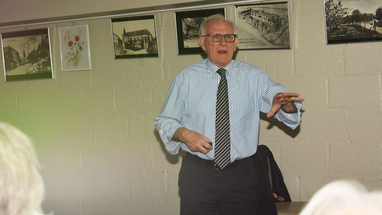 Jan Van Wersch IVN lezing