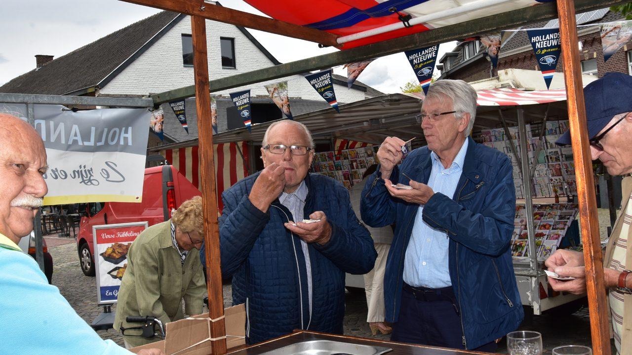 Hollandse Nieuwe weekmarkt 2019
