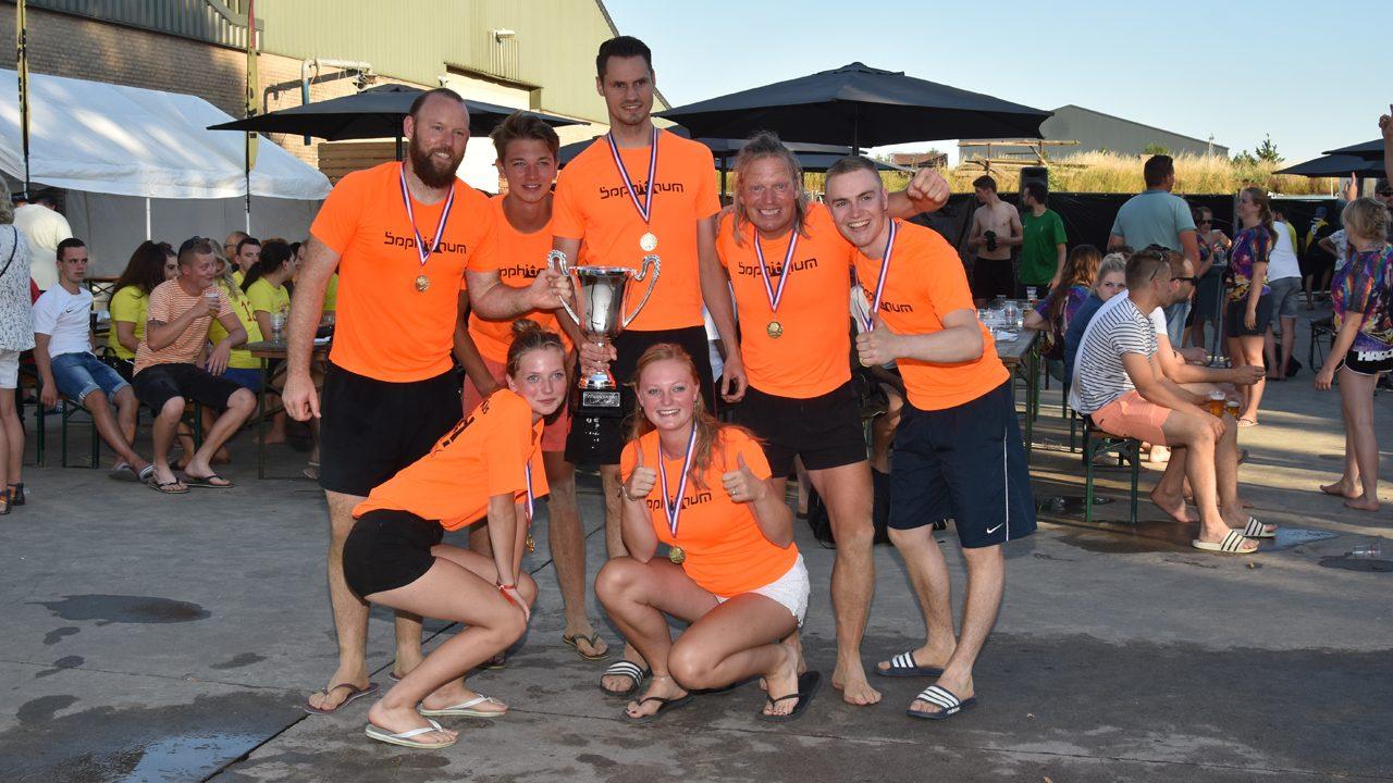 Beachvolleybaltoernooi 2019