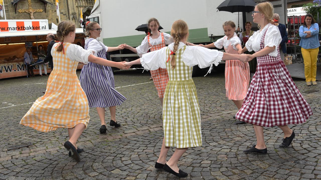 Douzelage folklorendagen