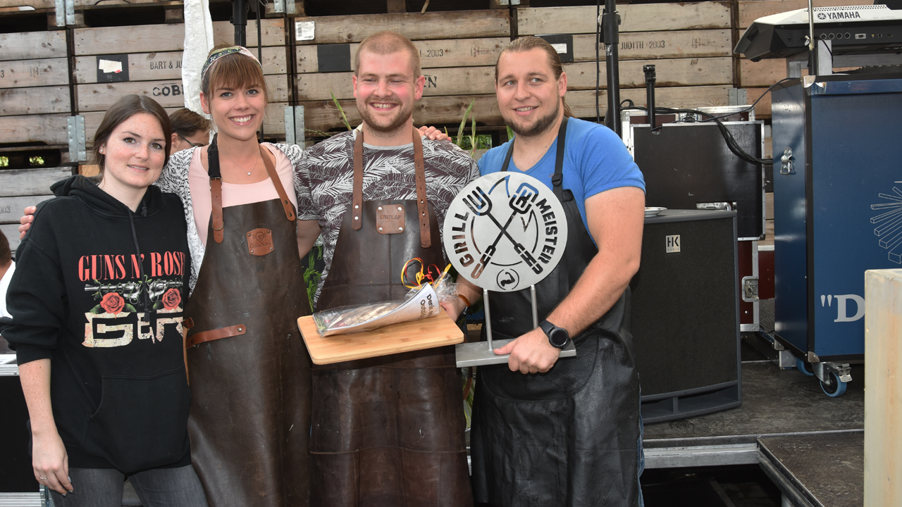Grill Meister 2019