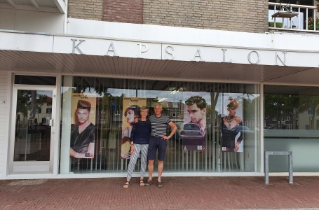 Kapsalon Men's Shop in Geulle sluit na bijna 50 jaar haar deuren