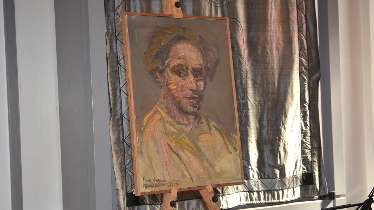 Expositie Isaac Celnikier Synagoge