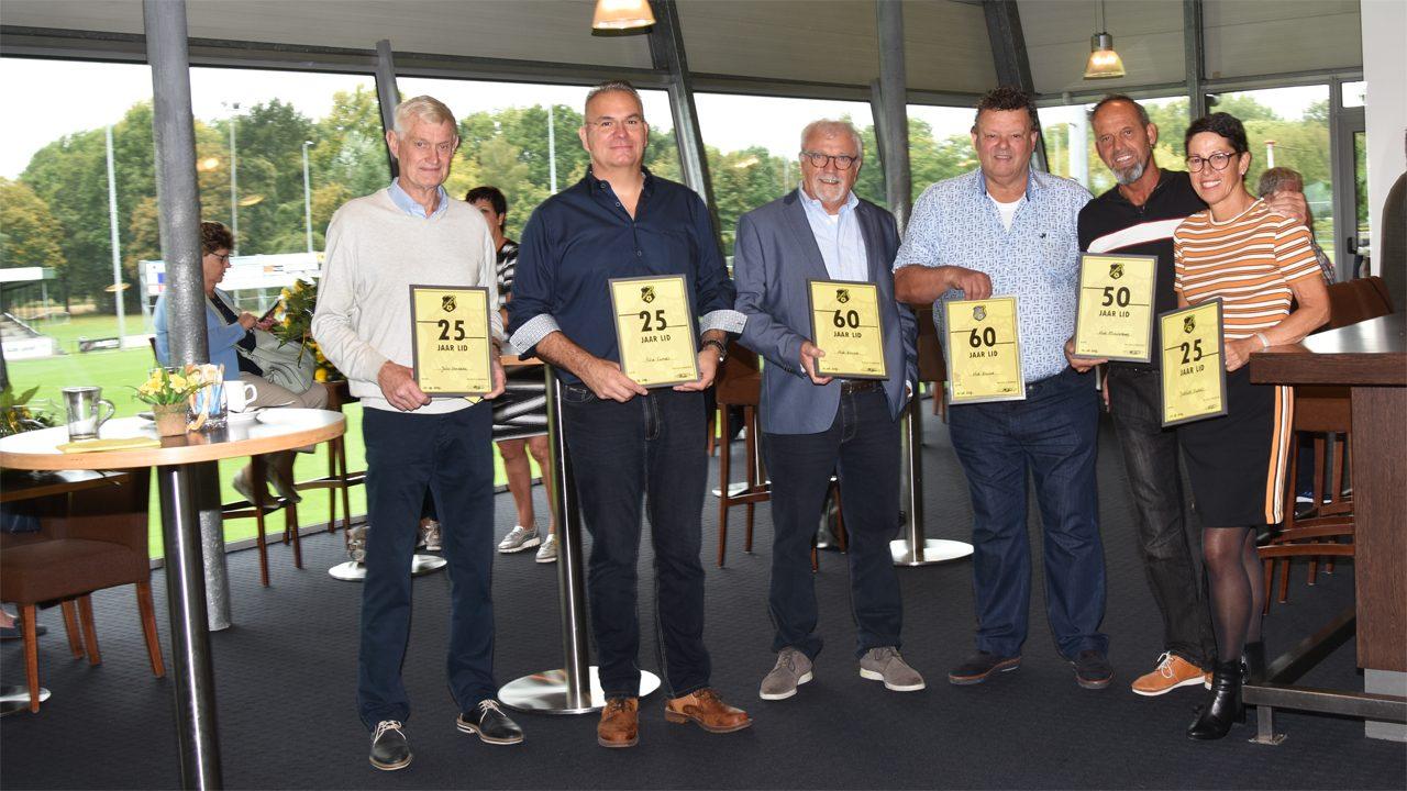 Jubilarissen SV Meerssen 2019