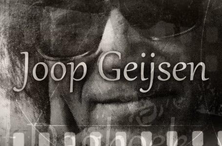 Joop Geijsen: van Meerssen tot aan zijn onderduik adres