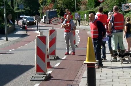 Bewoners St. Catharinastraat blij maar ook teleurgesteld
