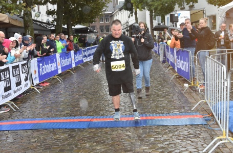 Frank Balendonck haalt de 5 kilometer