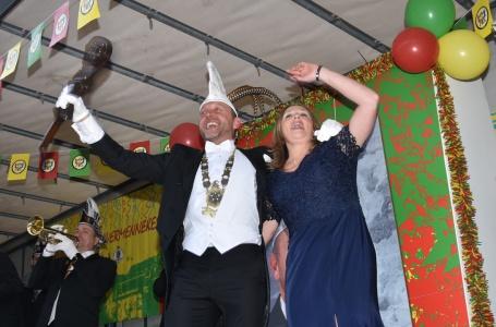 Prins Stefan en Prinses Chantal regeren over Havermennekesriek
