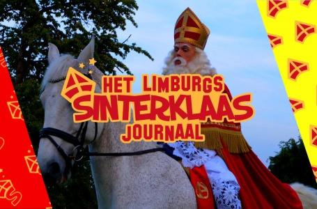 Het Limburgs Sinterklaas Journaal op TV
