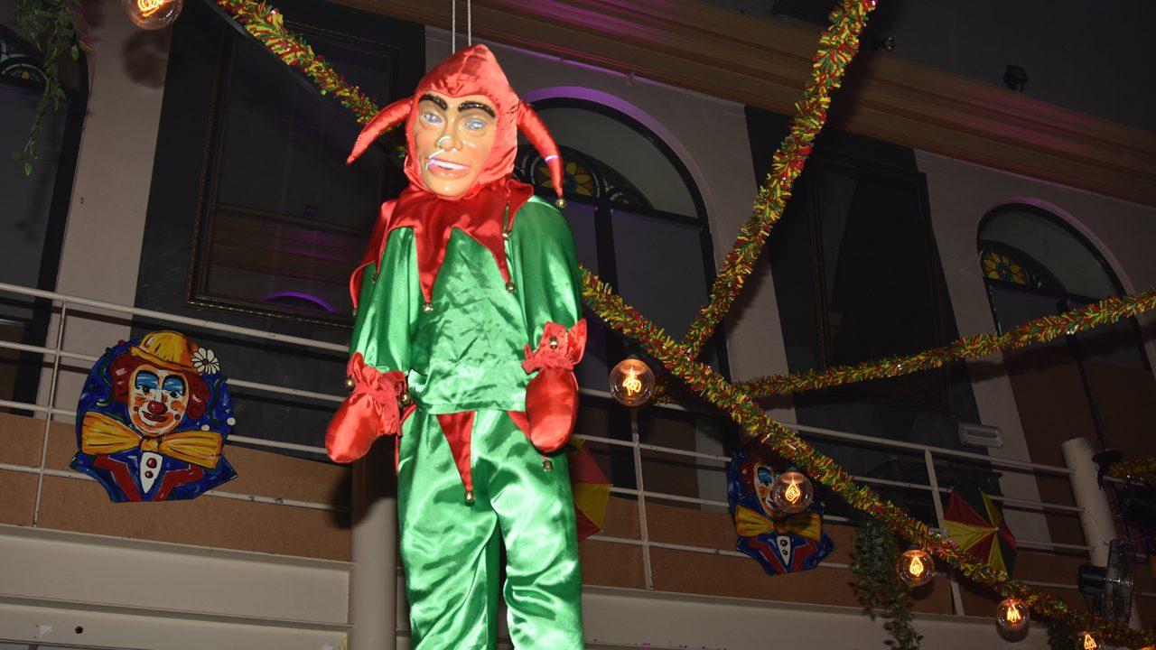 Einde carnaval Haverzekses 2020