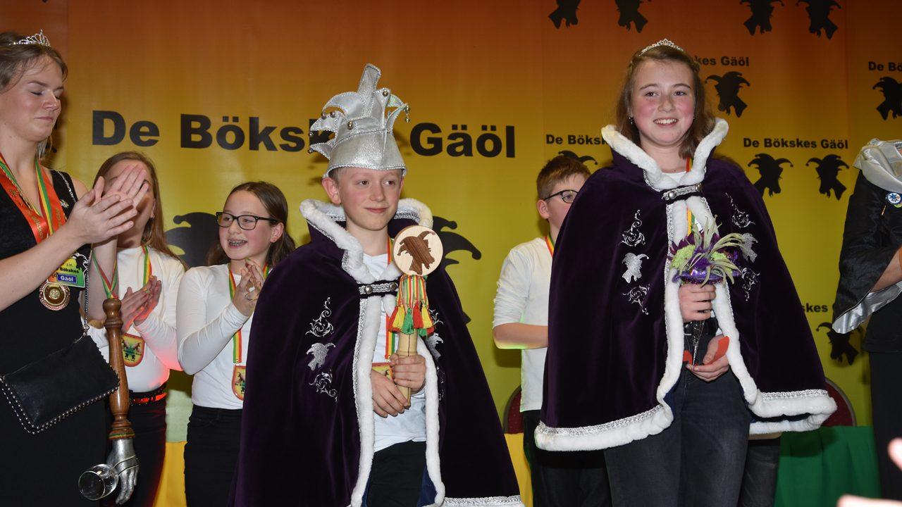 Femke en Daan Bokskesprinsenpaar 2020