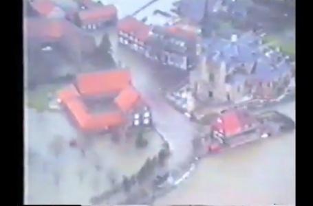 Terugblik: overstroming van de Maas in 1995