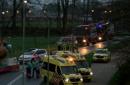Dode door ongeval met carnavalswagen, carnavalsactiviteiten gestaakt
