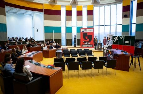 Dubbele winst Stella Maris College bij voorrondes debatwedstrijd