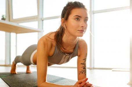 Meer in beweging: sporten vanuit uw woonkamer