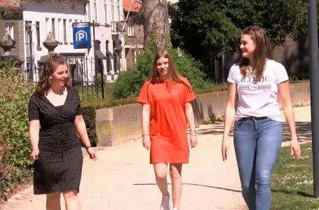 Studenten doen onderzoek naar dementie in Meerssen