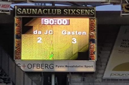 SV Meerssen wint van Roda JC