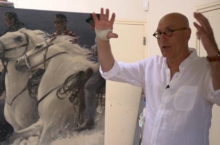 Kunstzinnig Meerssen met Wil van der Laan