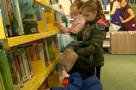 Bibliotheek tijdens de corona maanden