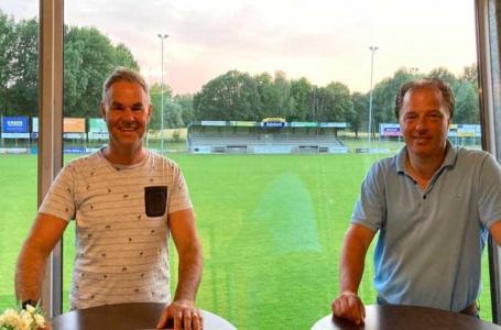 Danny Volkers verlengd contract bij SV Meerssen