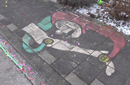 Quarantaine Carnaval in Ulestraten