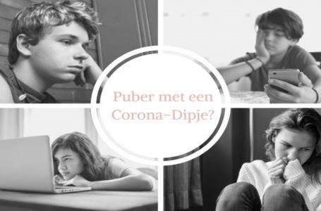 Chatspreekuur voor ouders van pubers met een corona-dip