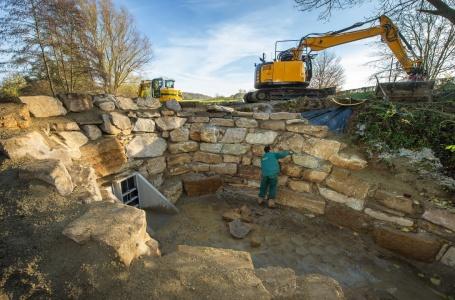 Nieuwe regenwaterbuffers en verbetering nooddammen tegen wateroverlast