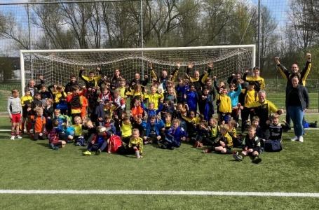 """SV Meerssen organiseerde """"Paas Toernooi"""" voor de Jeugd"""