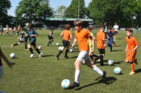 KNVB Oranjefestival VV Bunde