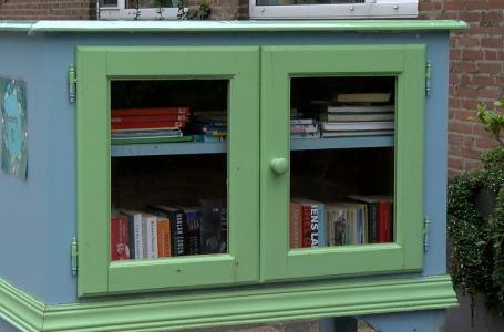 Huisbibliotheekjes steeds populairder