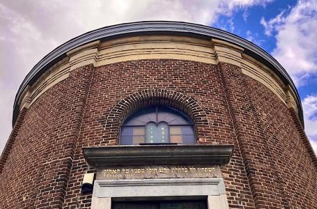 Gemist: dodenherdenking vanuit de synagoge