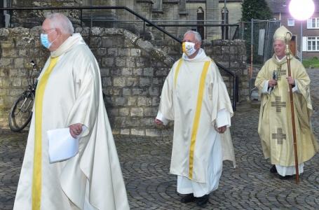 Opening Sacramentsoctaaf Basiliek