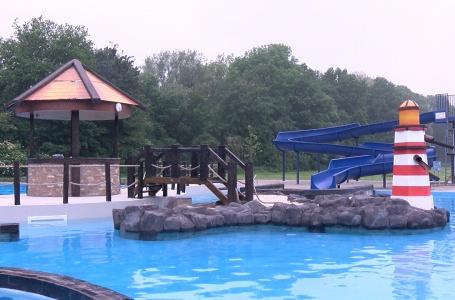 Zwembad Meerssen als eerste geopend