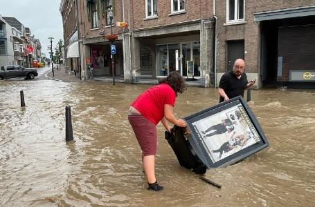"""Waterschap: """"niemand had deze overstroming kunnen voorkomen"""""""