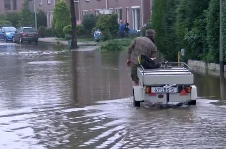 Gemeenteraad wil onderzoek watersystemen: 'Bunde en Geulle zijn een badkuip'
