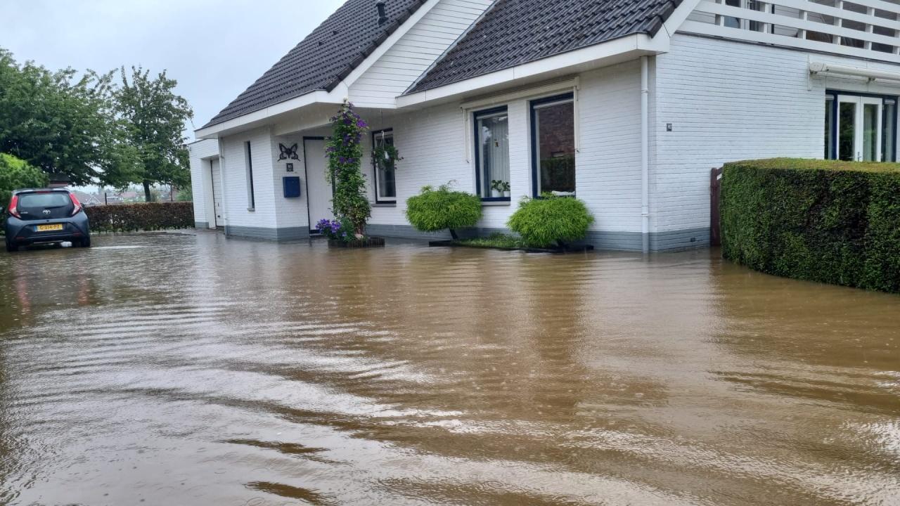 Advies aan inwoners wijken Bunde om woning te verlaten