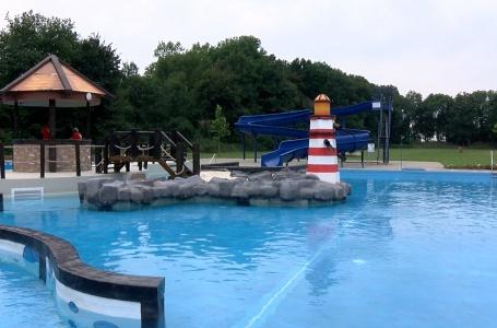 Zwembad Meerssen in record tempo weer open