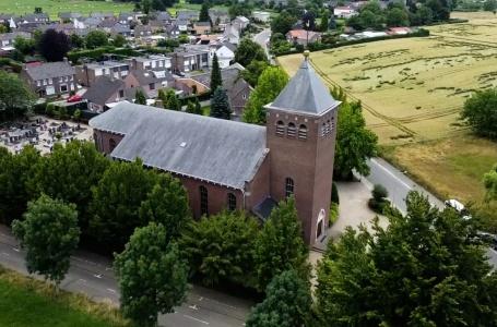 Interessante aspecten aan de kerk van Moorveld in Religieus Erfgoed