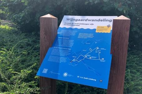 Vijfde wijnroute Zuid-Limburg in en om Meerssen