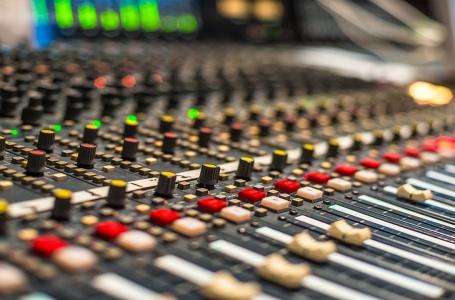 Geen live radio uitzendingen