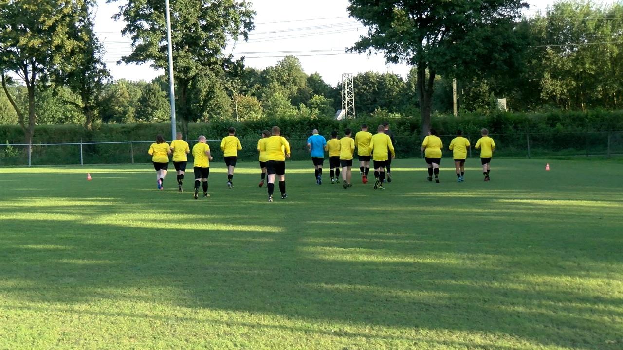 Vijf jarig Jubileum G-Team SV Meerssen